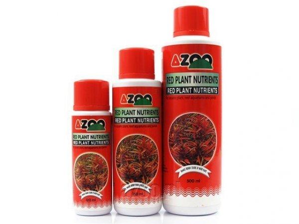 Azoo Red Plant Nutrients 500Ml Nawóz Wybarwia Czerwień