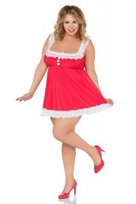 Andalea SB/X03 Košilka Vánoční Kostým