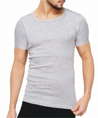 Rossli MTP-001 šedý Pánské triko