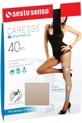 Sesto Senso Caresse XL 40 DEN Punčochové kalhoty