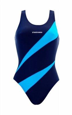 Sesto Senso BD 729 tmavě modry Dámské plavky