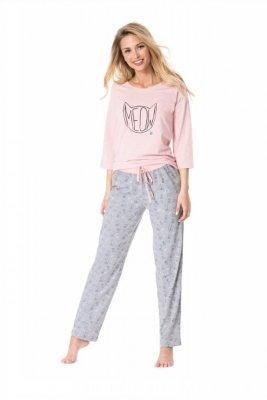 Rossli SAL-PY-1067 Dámské pyžamo