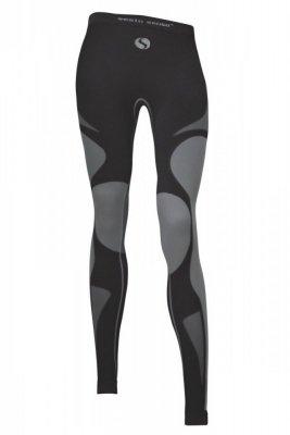 Sesto Senso Thermo Active tmavě šedý Dámské sportovní kalhoty