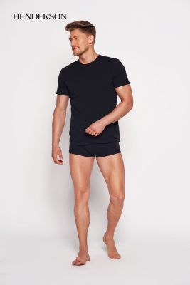 Henderson Bosco 18731 99x Černé Pánské tričko