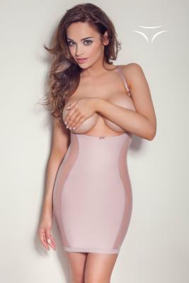 Mitex Pure Style Růžová Stahovací spodnička