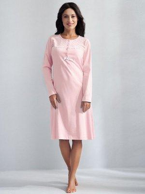 Luna Margaret 110 Růžová Noční košilka
