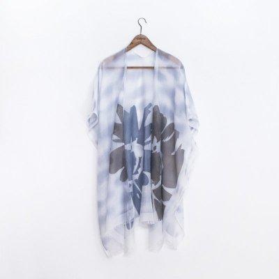 Art of Polo Květovaný sen Šedé Pareo