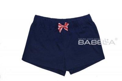 Babella Marine 3085 Tmavě modré Pyžamové šortky