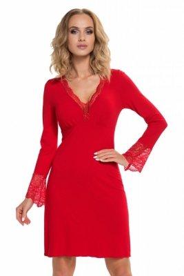 Donna Stella II červená Noční košile