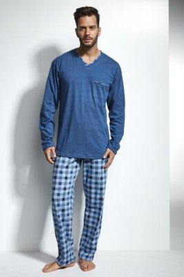 Cornette 122/117 William jeans Pánské pyžamo