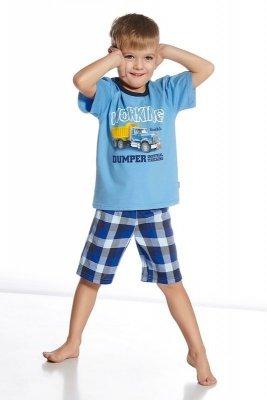 Cornette 789/41 Dumper Modré Chlapecké pyžamo
