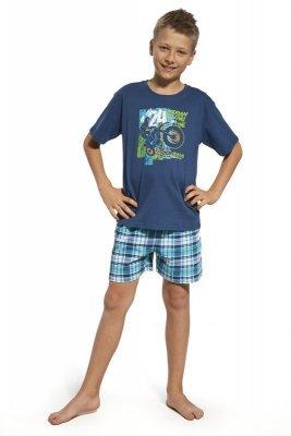 Cornette 790/62 Motocross jeans Chlapecké pyžamo