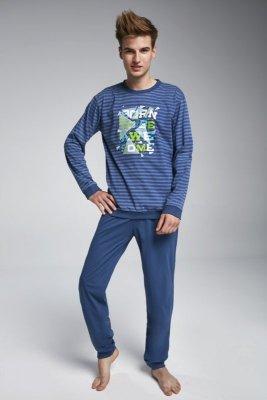 Cornette F&Y boy 967/31 Born jeans Chlapecké pyžamo