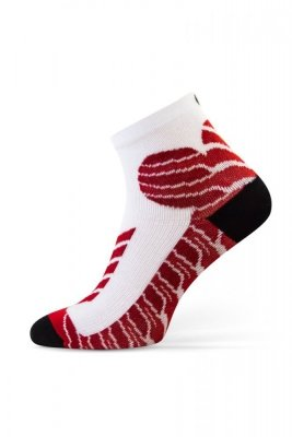 Sesto Senso Sport Socks bílé Ponožky