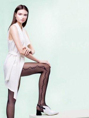 Gabriella Melanie Fashion Collection Punčochové kalhoty