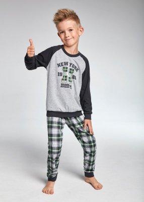 Cornette Kids Boy 178/86 New York Chlapecké pyžamo
