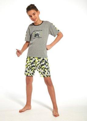 Cornette Young Boy 218/74 Jeep Chlapecké pyžamo