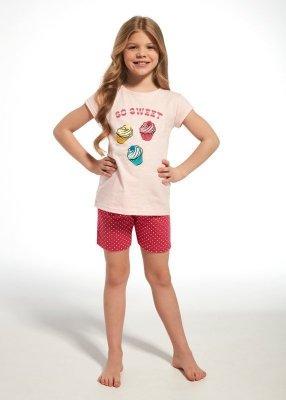 Cornette Young Girl 254/63 Sweet Dívčí pyžamo