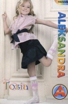 Aleksandra Tosia 20 den Podkolenky