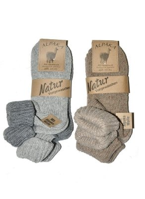Ulpio Natur Alpaka art.36150 A'2  Dámské ponožky