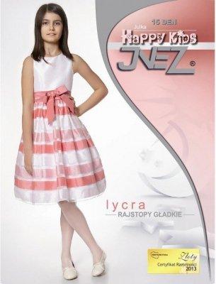 Inez Happy Kids Julka 15 den punčocháče pro dívky