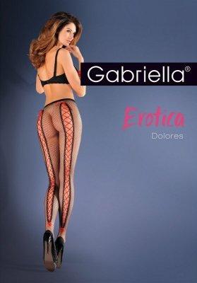 Gabriella Erotica Dolores 639 punčochové kalhoty