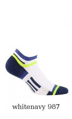 Wola Sportive W91.1N3 Ag+ Pánské ponožky