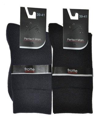 Wola Perfect Man Frotte W94011 pánské ponožky