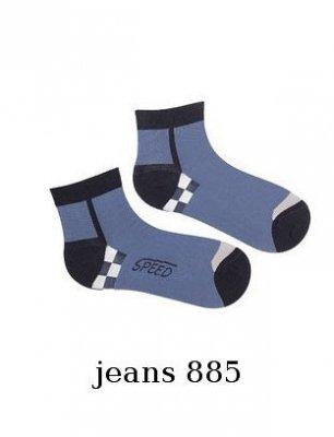 Gatta Cottoline  G44.N59 11-15 lat chlapecké ponožky