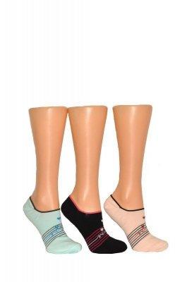 Bratex Women 9469  pásy-srdíčka Dámské ponožky