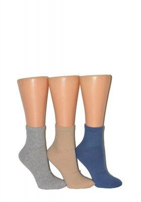 Milena 0224 Active kotníkové ponožky, Hladký