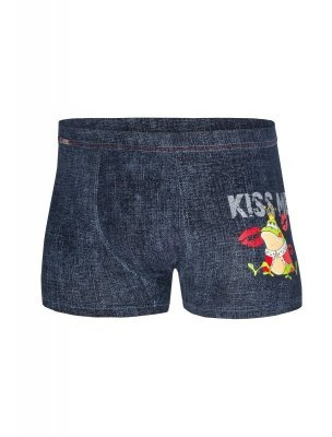 Cornette 010/56 Kiss Me valentýnské Pánské boxerky