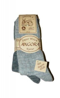 Ulpio Angora art.7400 35-38 A'2 Ponožky