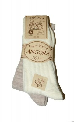 Ulpio Angora art.7401 39-42 A'2 Ponožky