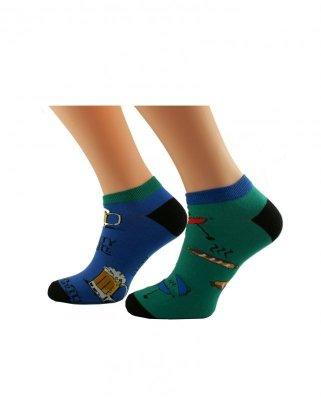 Bratex Popsox 4479 Pánské nepárové ponožky