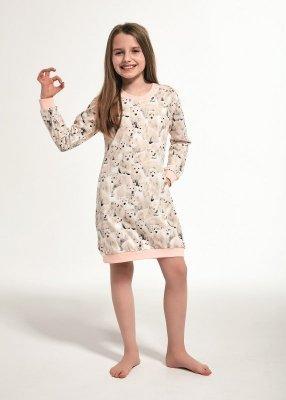 Cornette Young Girl 943/120 Polar Bear 3 Noční košilka