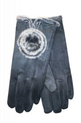 YO! R-146 Dámské semišové rukavice