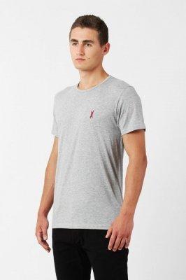 Orlovski R-neck Grey Pánské tričko