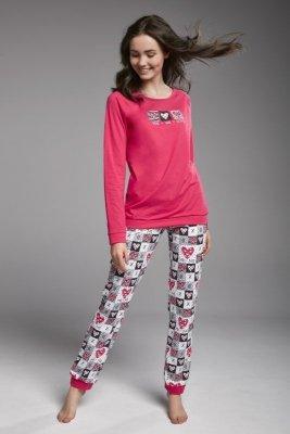 Cornette F&Y Girl 156/30 You&Me Dívčí pyžamo