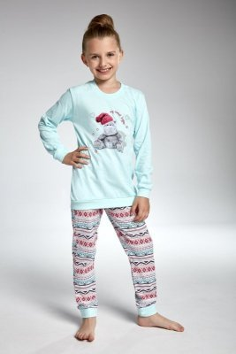 Cornette 594/95 Hippo Dívčí pyžamo