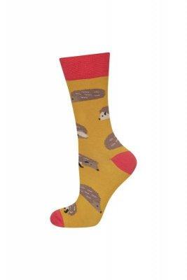 Soxo Good Stuff Pánské ponožky- ježek