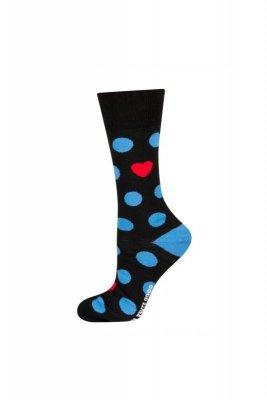 Soxo Good Stuff - tečky 4 Pánské ponožky