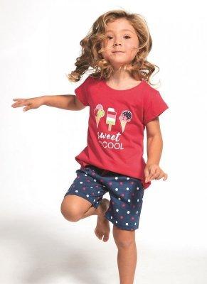 Cornette Kids Girl 787/80 Cool  86-128 dívčí pyžama