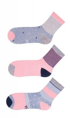 YO! SK-26 A'3 Dámské ponožky
