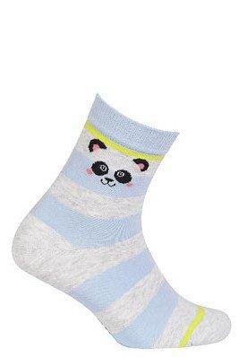 Wola W34.01P 6-11 Lat Dívčí ponožky