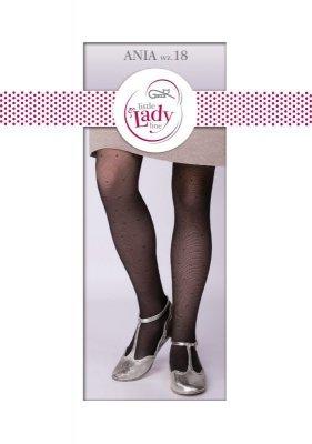 Gatta Little Lady Ania wz.18 Punčochové kalhoty
