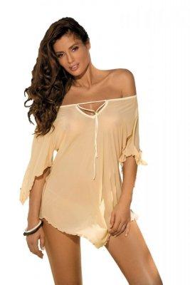 Marko Lily Nudo M-339 (15) Plážové šaty