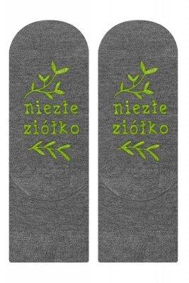 Soxo Życiowe instrukcje 4043 - niezłe ziółko Dětské ponožky