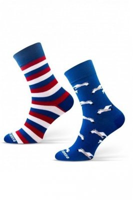 Sesto Senso Finest Cotton Duo Racek Ponožky