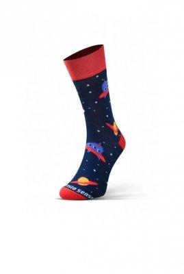 Sesto Senso Finest Cotton Kosmos Ponožky